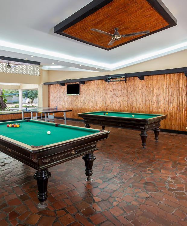 Salle de jeux GHL Relax Hôtel Club El Puente Girardot