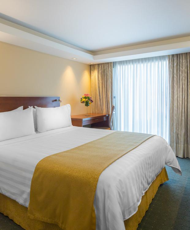 Chambre Standard GHL Hotel Capital GHL Hôtel Capital Bogota