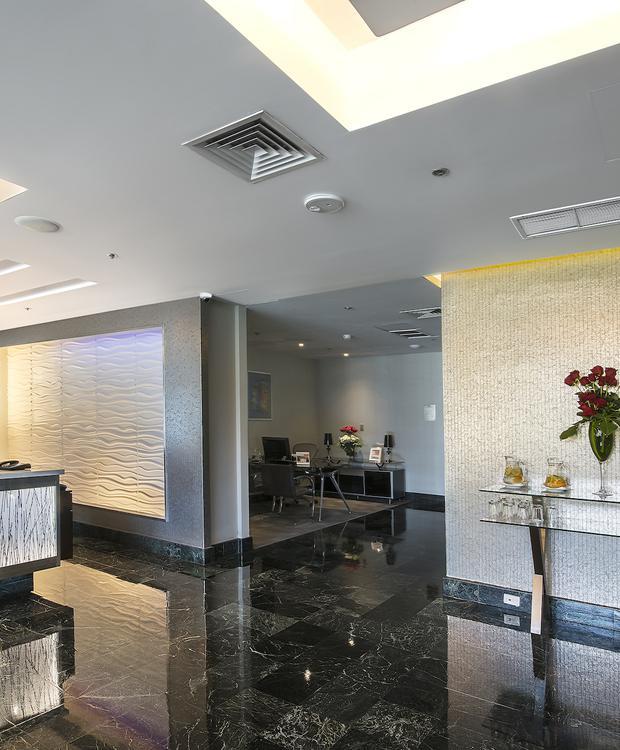 Réception Sonesta Hôtel El Olivar Lima