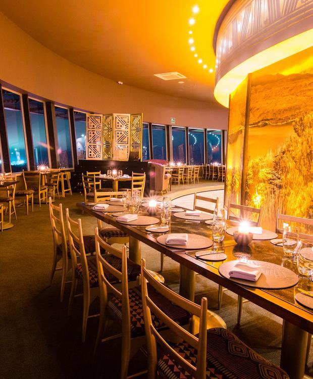 Restaurant Sonesta Hôtel Pereira Pereira