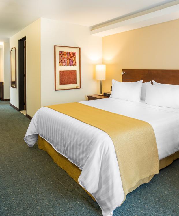 Chambre Terrasse GHL Hotel Capital GHL Hôtel Capital Bogota