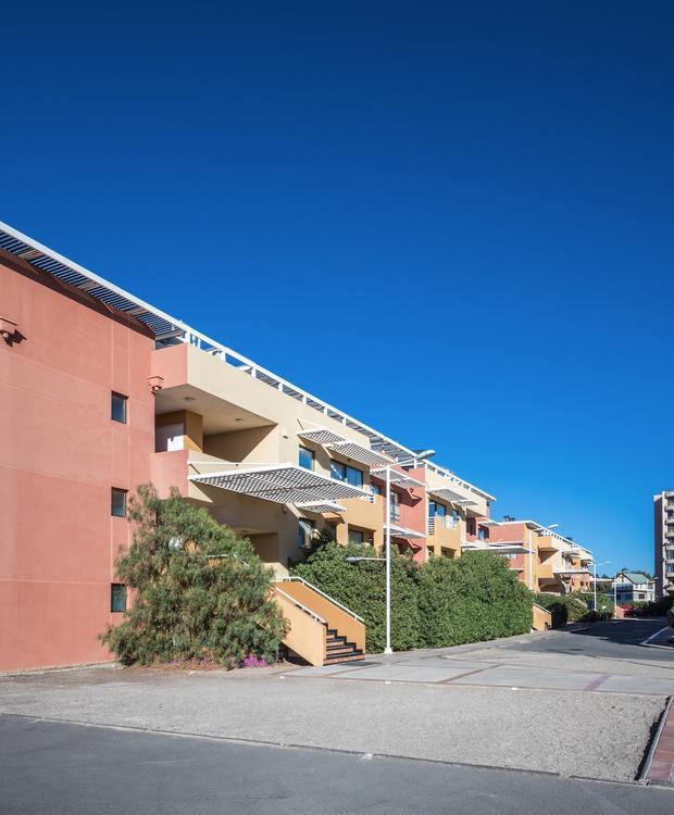 Façade Hotel Geotel Calama Calama