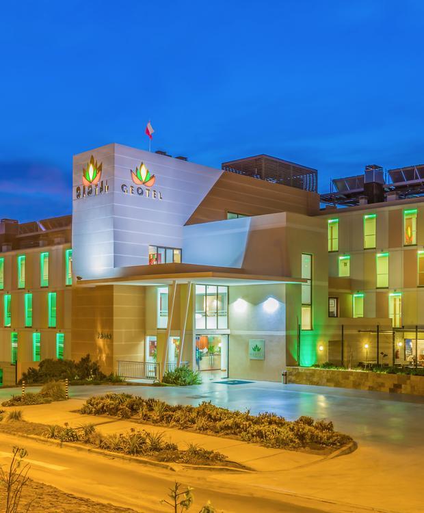 Façade Hotel Geotel Antofagasta Antofagasta