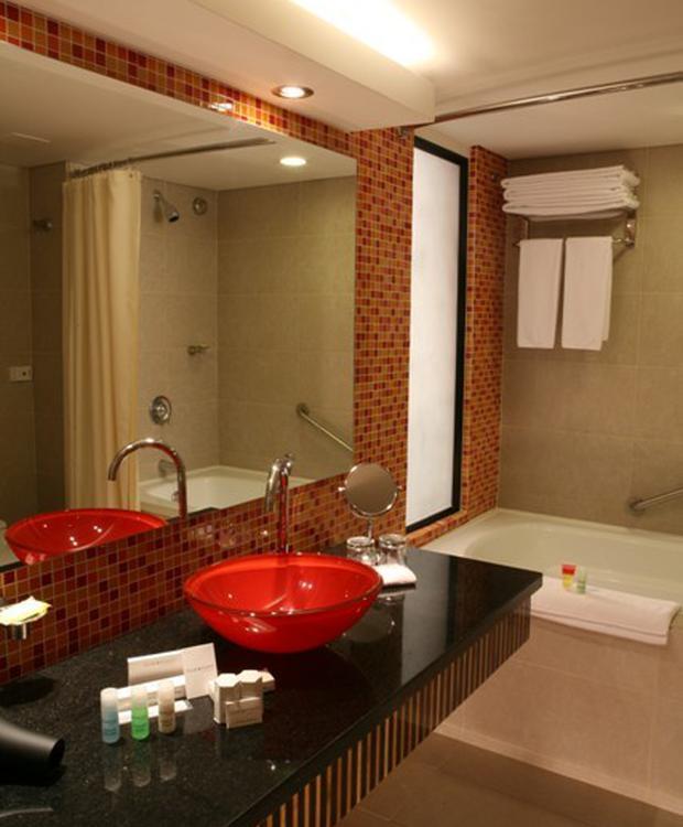 Salle de bains Hôtel Four Points by Sheraton Cali Cali