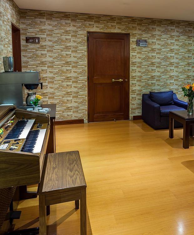 Sala GHL Style Hôtel Belvedere Bogota