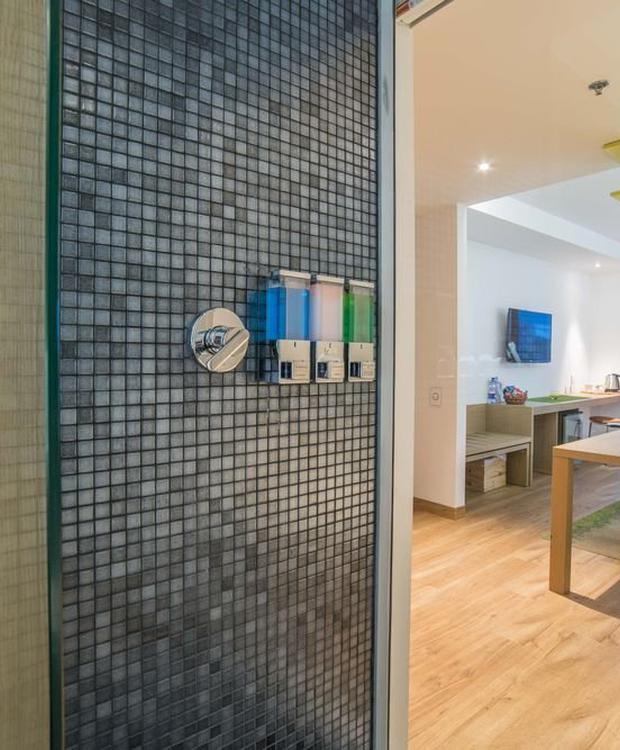 Chambre supérieure de luxe Biohotel Organic Suites Bogota
