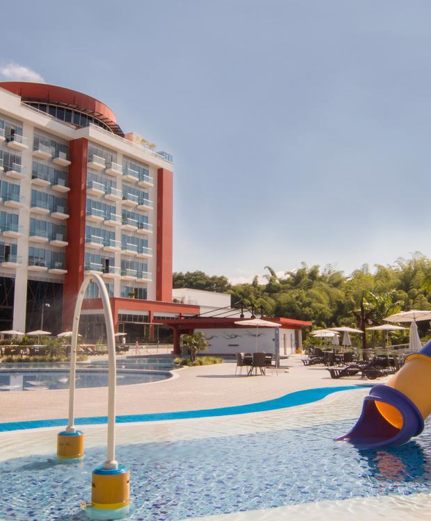 Parc aquatique Sonesta Hôtel Pereira Pereira