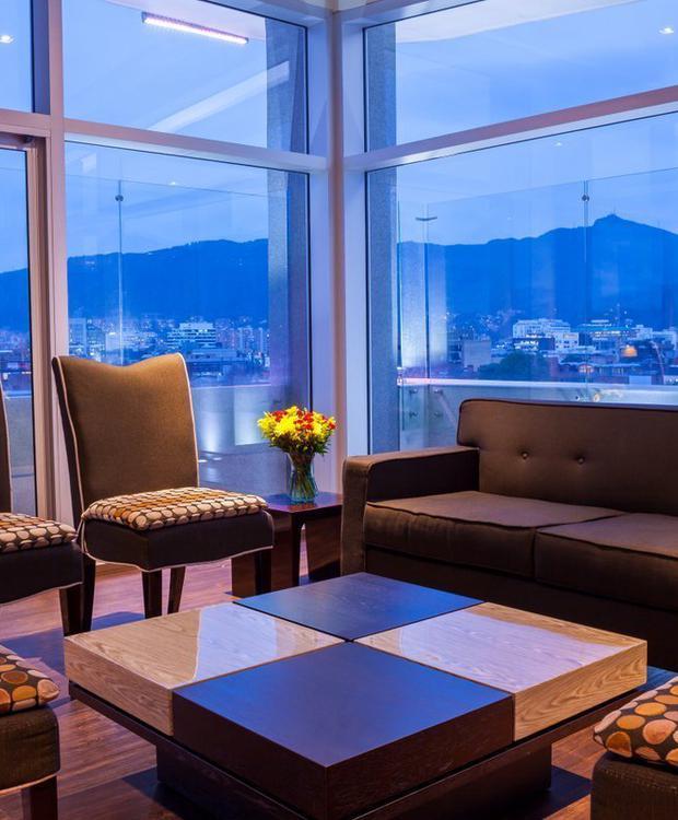 Salle Hôtel Four Points By Sheraton Bogota Bogota