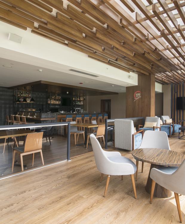 Sushi Bar Sonesta Hôtel El Olivar Lima