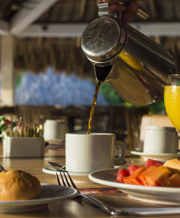 Petit déjeuner Hôtel GHL Relax Costa Azul Santa Marta