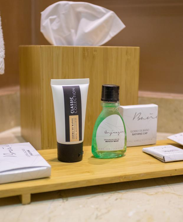Amenities GHL Collection Barranquilla Hôtel Barranquilla
