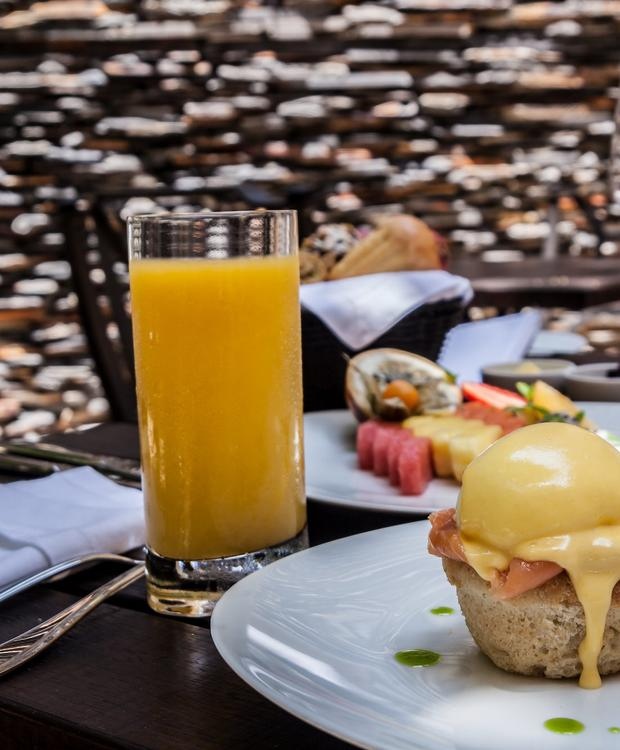 Petits déjeuners au Bastión Luxury Hotel Bastión Luxury Hotel Carthagène des Indes
