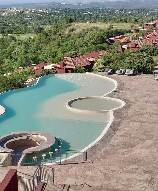 Piscine extérieure Pueblo Nativo Resort, Golf & Spa Córdoba