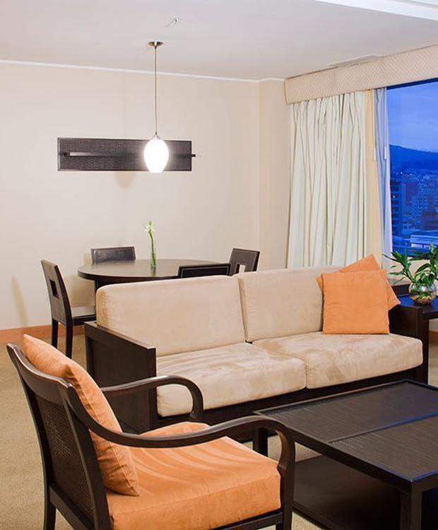 Departamento Sheraton Quito Hôtel Quito