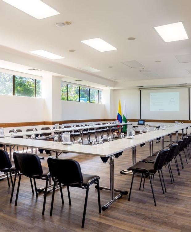 Salle de réunion GHL Hôtel Portón Medellín Medellín