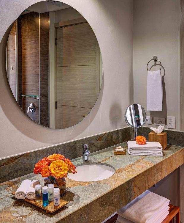 Salle de bains Business Executive GHL Hôtel Montería Montería