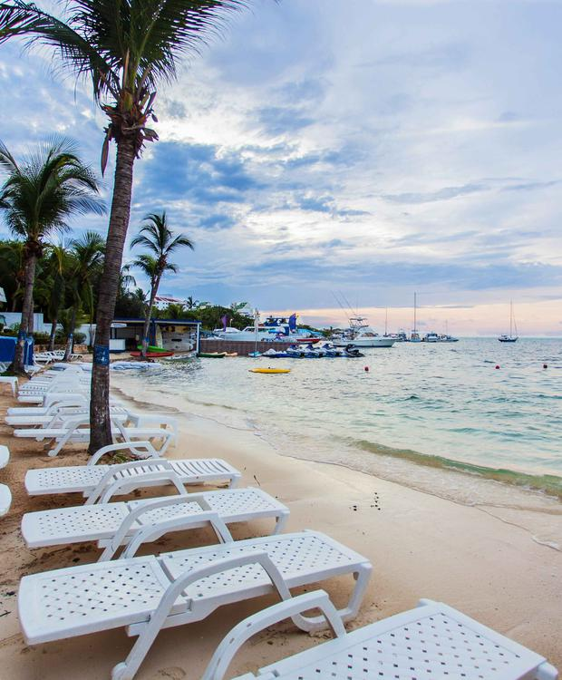 Plage GHL GHL Relax Hotel Sunrise San Andres