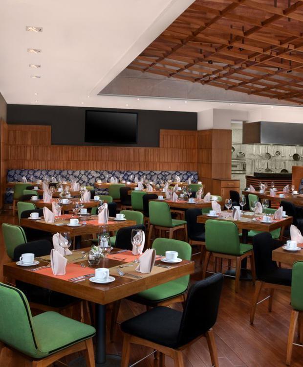 Restaurant Sheraton Quito Hôtel Quito