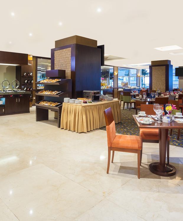 Restaurant Sonesta Hôtel Guayaquil Guayaquil