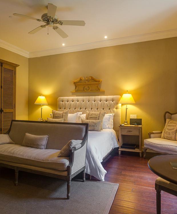 Chambre Bastion Deluxe à Bastión Luxury Hôtel Bastión Luxury Hotel Carthagène des Indes