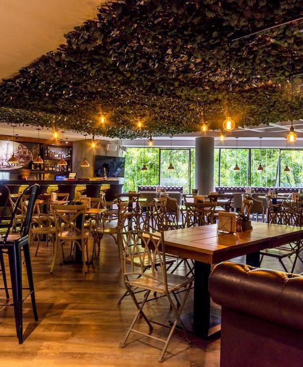 Restaurant GHL Hôtel Portón Medellín Medellín