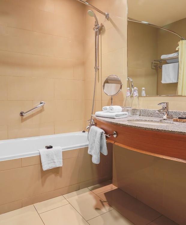 Salle de bains Sonesta Hôtel Osorno Osorno