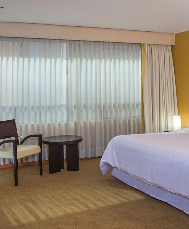 Chambre King Sheraton Quito Hôtel Quito
