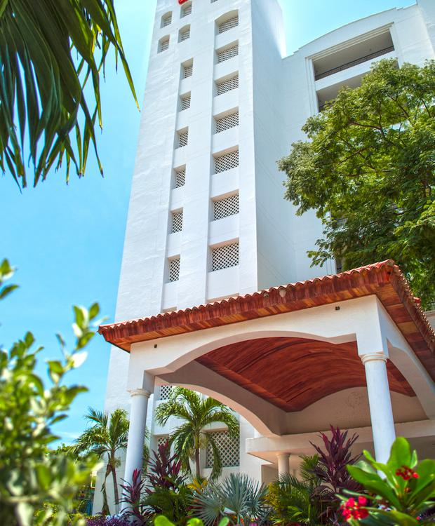 Façade Hôtel GHL Relax Costa Azul Santa Marta