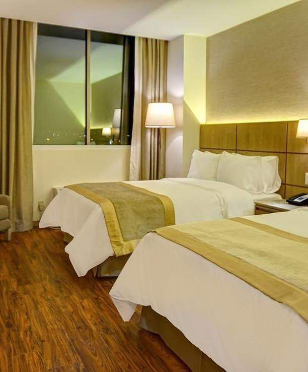 Chambre standard double Hôtel Radisson Guayaquil Guayaquil