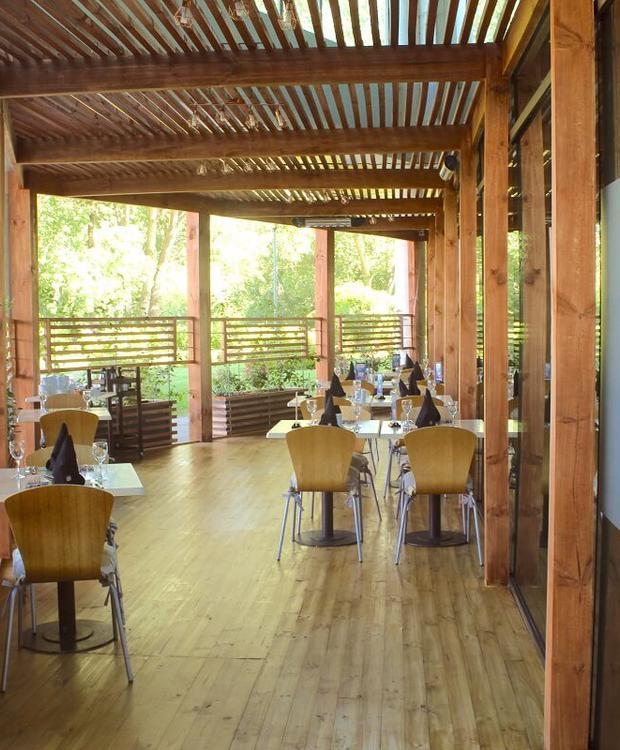 Terrasse Sonesta Hôtel Osorno Osorno