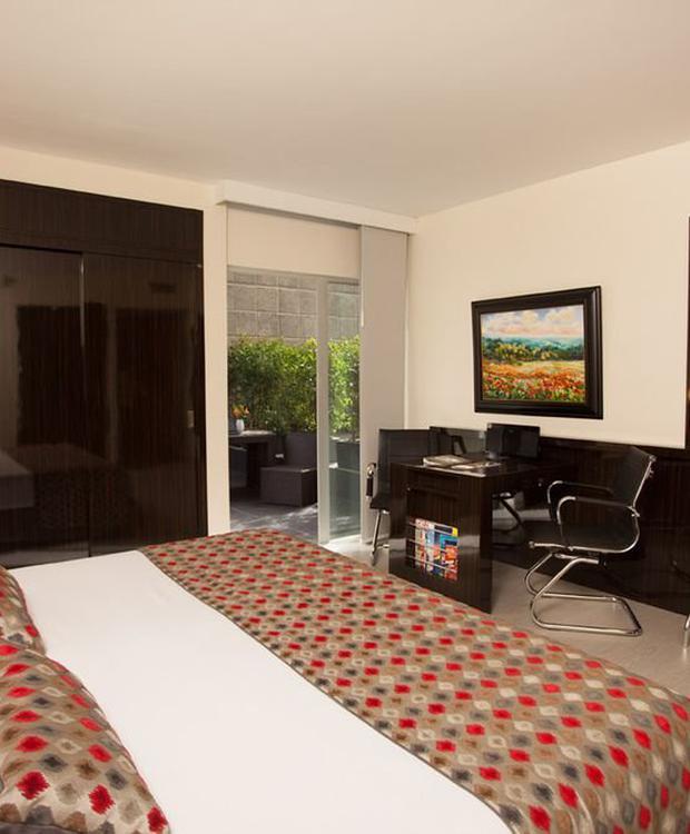 Chambre Accessible GHL Hôtel Portón Medellín Medellín