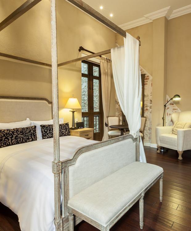 Chambre Bastión au Bastión Luxury Hotel Bastión Luxury Hotel Carthagène des Indes