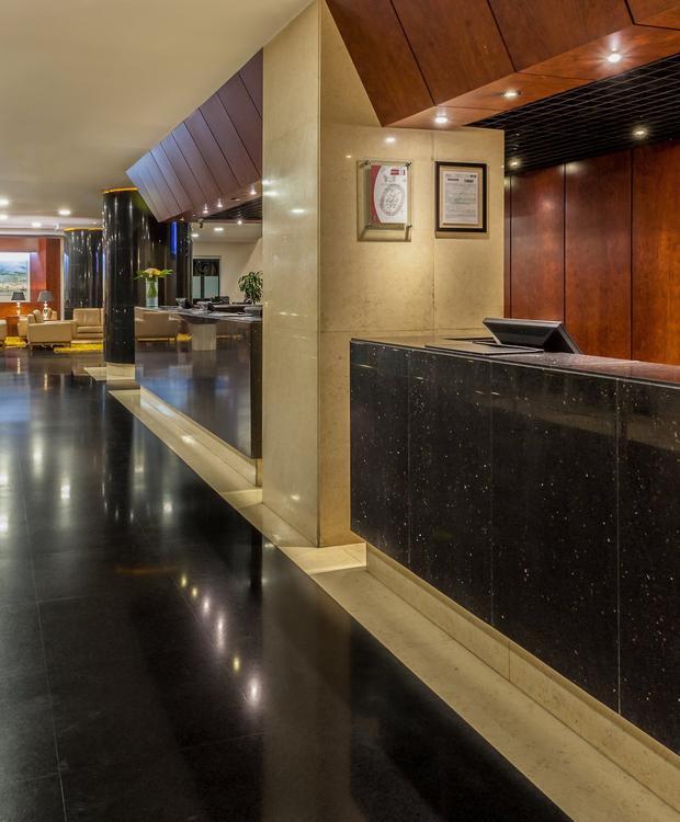 Lobby GHL Hotel Capital GHL Hôtel Capital Bogota