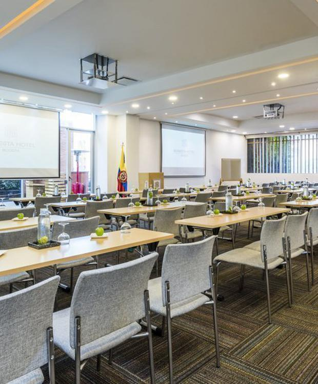 Salón La Carolina Sonesta Hôtel Bogota Bogota