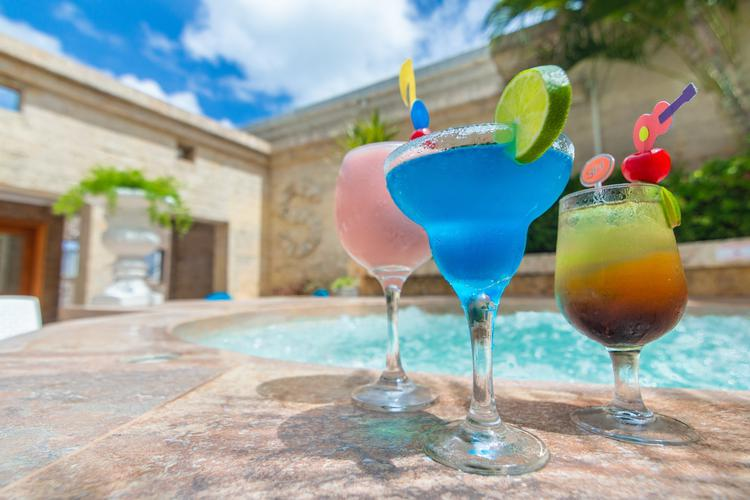 Aliments et boissons ghl ghl relax hotel sunrise san andres