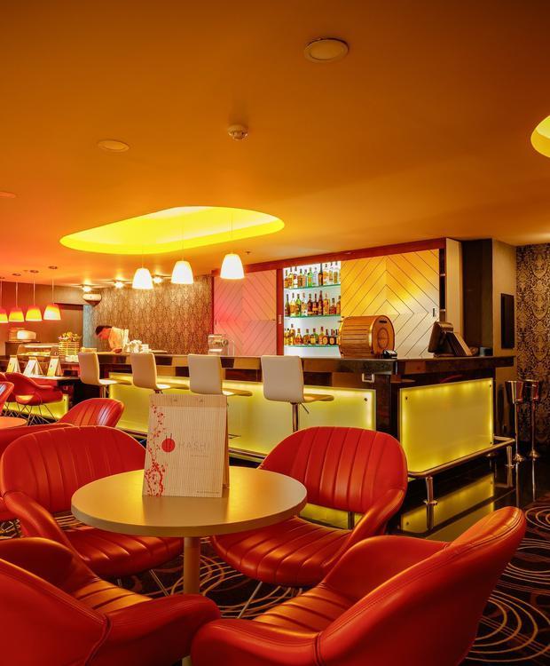 Hashi Sushi Bar Sheraton Bogotá Hotel Sheraton Bogota Hôtel Bogota
