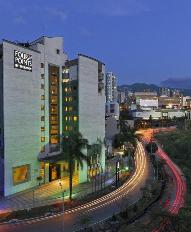 Façade Hôtel Four Points by Sheraton Medellín Medellín