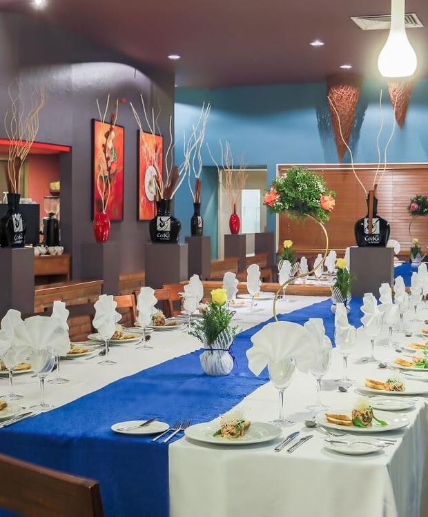 Restaurant Sonesta Hôtel Osorno Osorno
