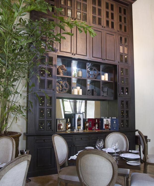 El Gobernador Restaurant à Bastión Luxury Hotel Bastión Luxury Hotel Carthagène des Indes