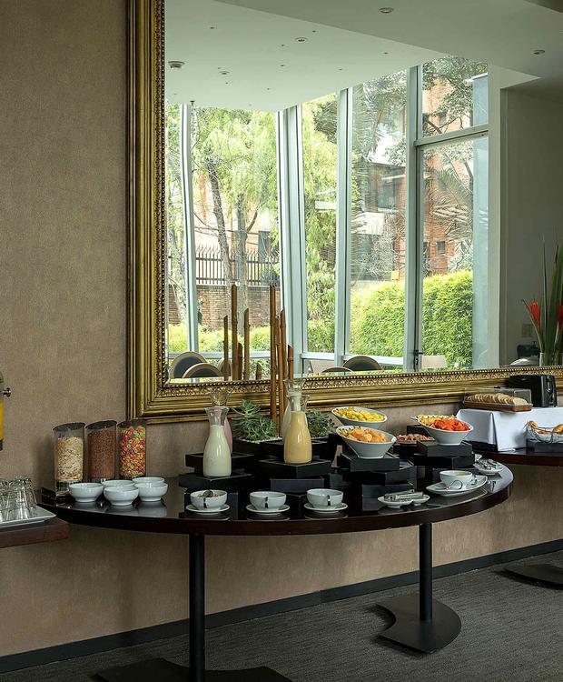 Restaurante Hôtel GHL Collection 93 Bogota