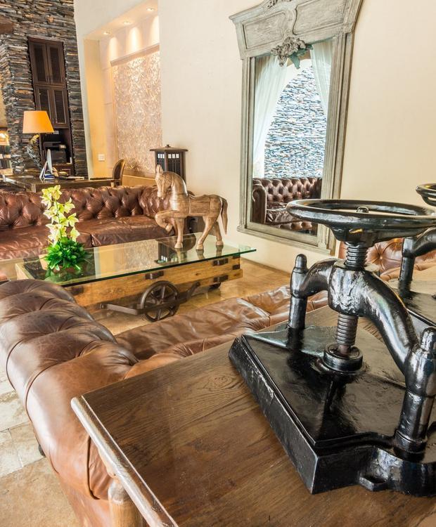 Lobby du Bastión Luxury Hotel Bastión Luxury Hotel Carthagène des Indes