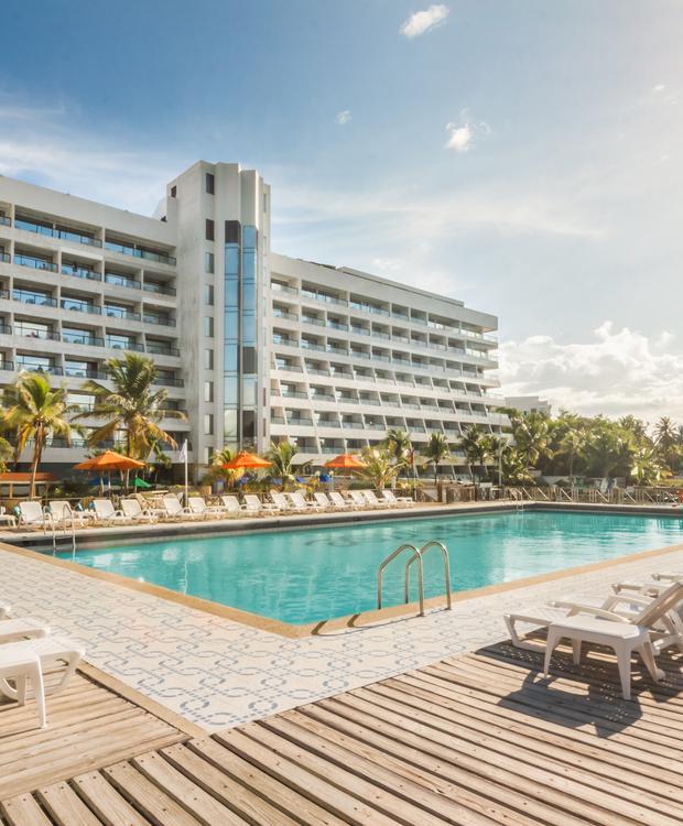 Piscine GHL GHL Relax Hotel Sunrise San Andres