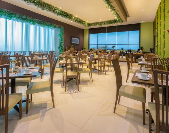 RESTAURANT SKY FOREST GHL Collection Barranquilla Hôtel Barranquilla