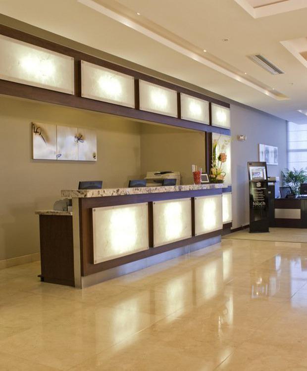 Reception Sonesta Hôtel Guayaquil Guayaquil