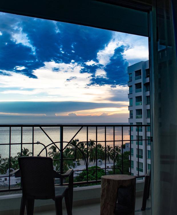 Vue de l'hôtel Hôtel GHL Relax Costa Azul Santa Marta