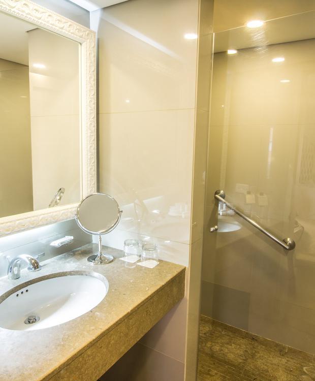 Salle de bains standard GHL Hotel Hamilton Hôtel GHL Collection Hamilton Bogota