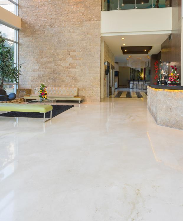 Lobby Hôtel Sonesta Barranquilla Barranquilla
