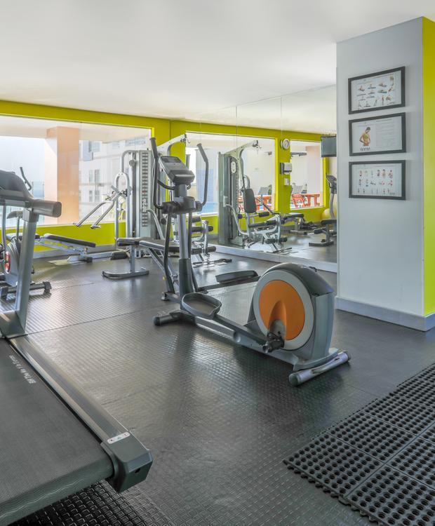 Gym Sonesta Hotel Barranquilla  Barranquilla