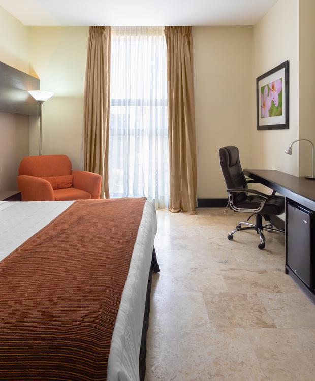 Chambre King Hôtel Sonesta Barranquilla Barranquilla