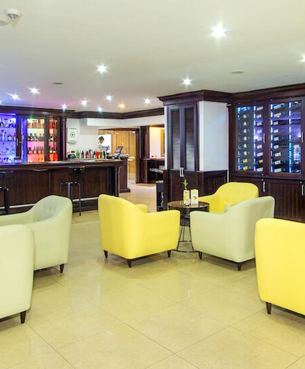 Bar Hôtel Tequendama Bogota